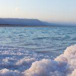 Живительные воды Мертвого моря